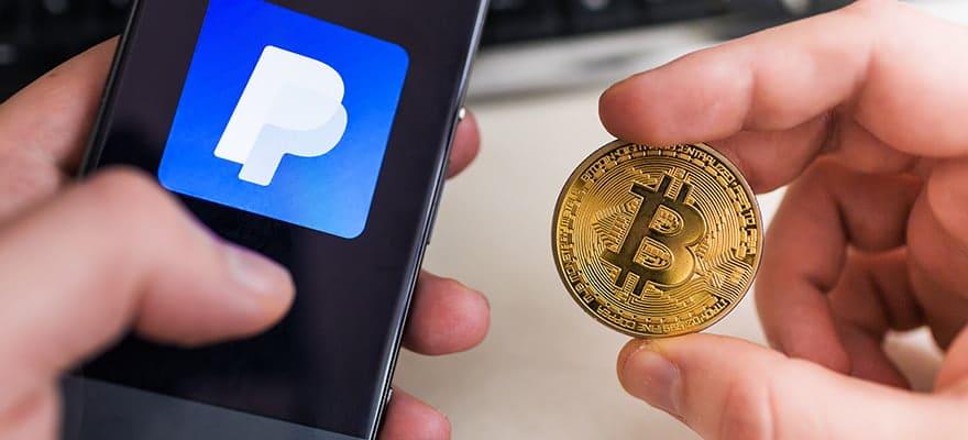 Người dùng đủ điều kiện PayPal hiện có thể bắt đầu giao dịch tiền điện tử