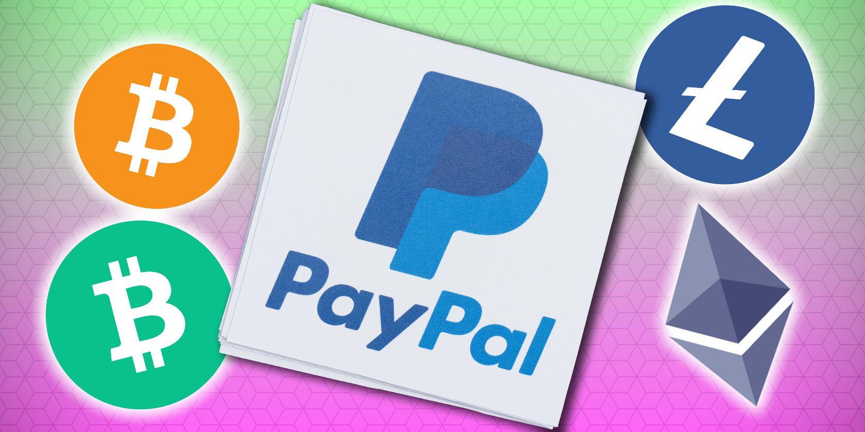 PayPal được thiết lập để khởi chạy các dịch vụ tiền điện tử ở Vương quốc Anh