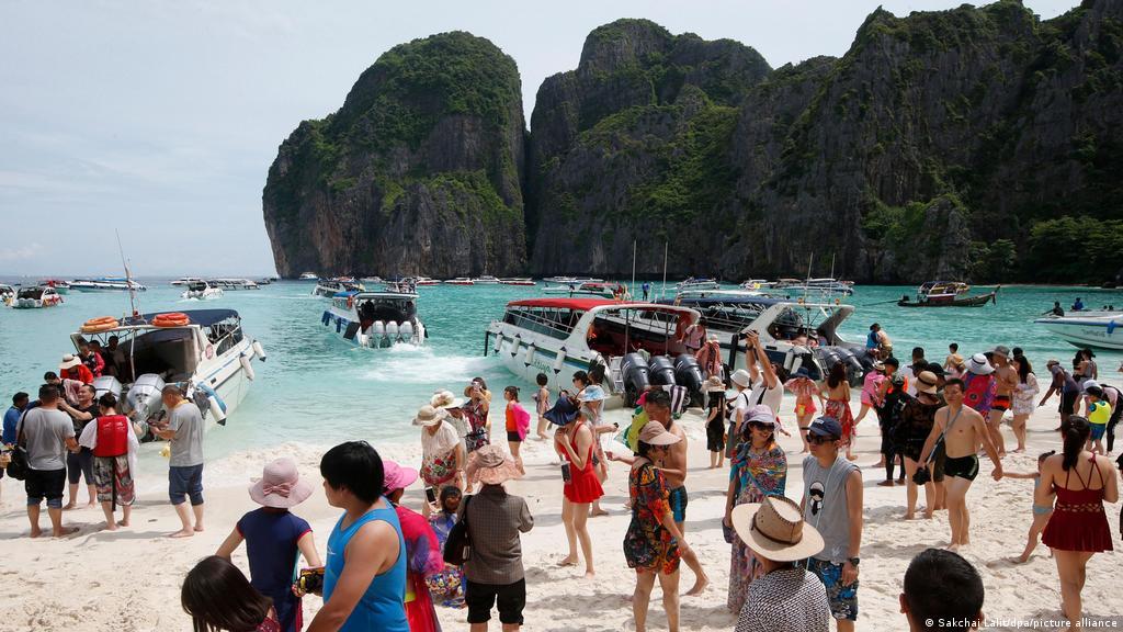 Thái Lan Rất Cần Khách Du Lịch Sau Khủng Hoảng COVID |  DW Du lịch |  DW |  17/09/2021